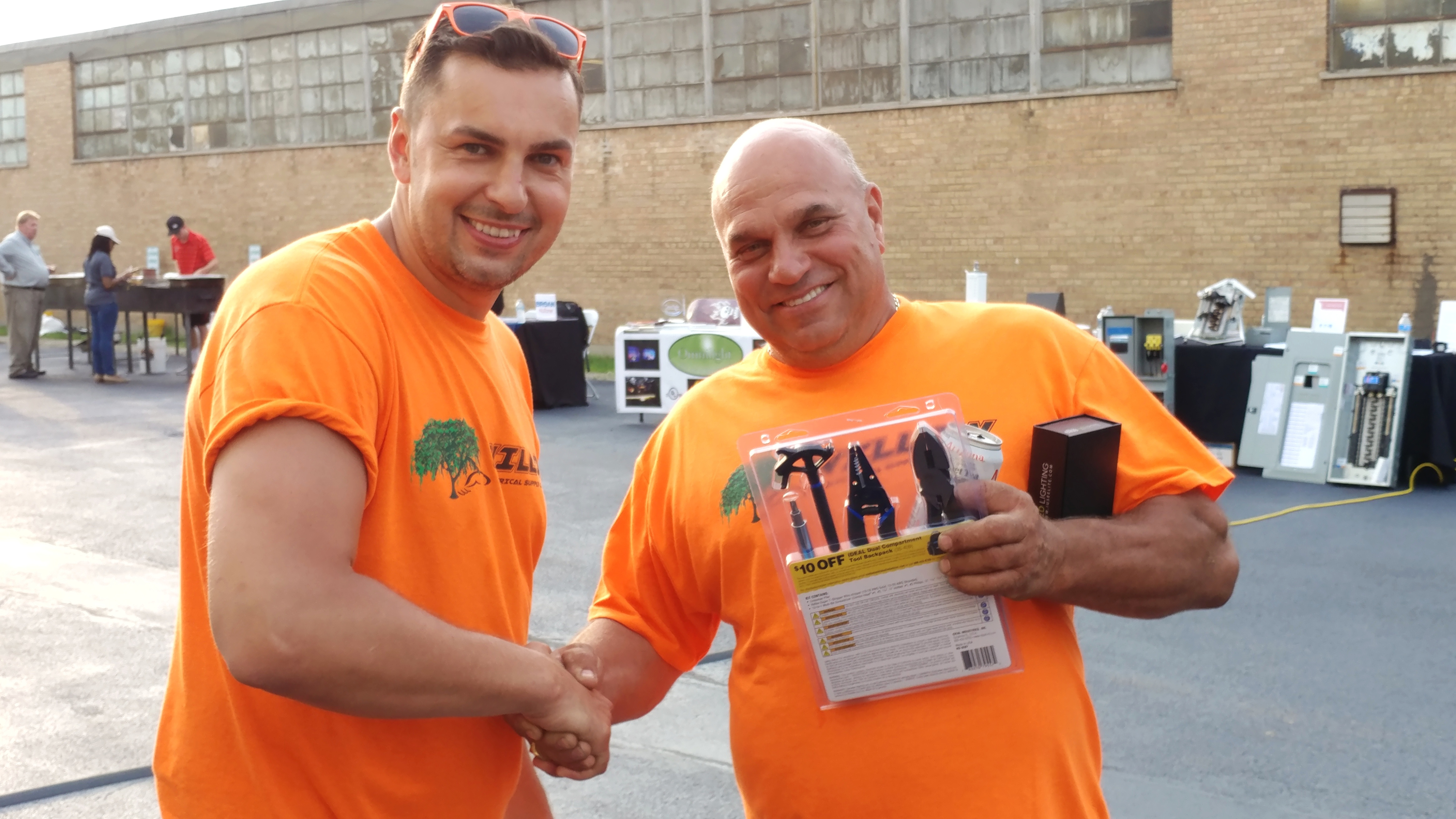 Willow Electrical Tool Giveaway Winner