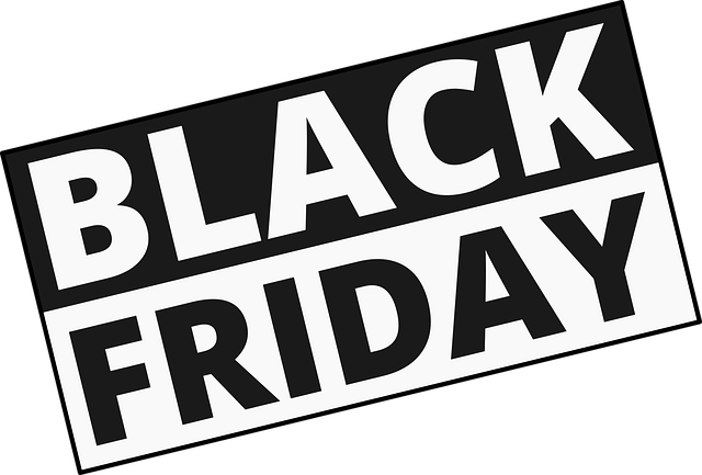 Black Friday 2020 is here
