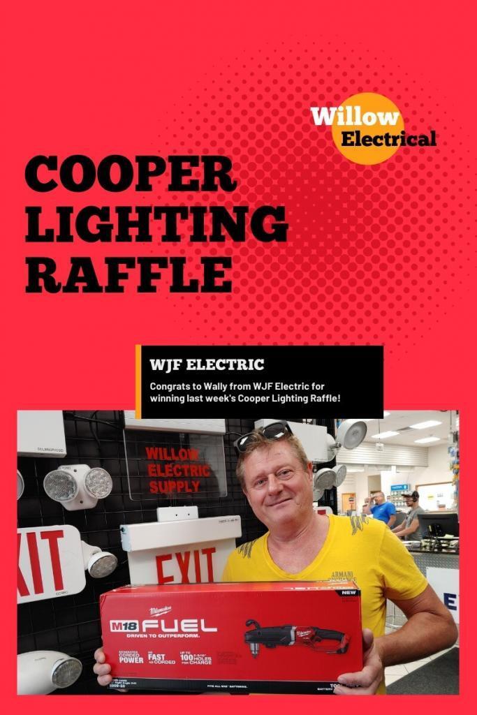 Congrats WJF Electric