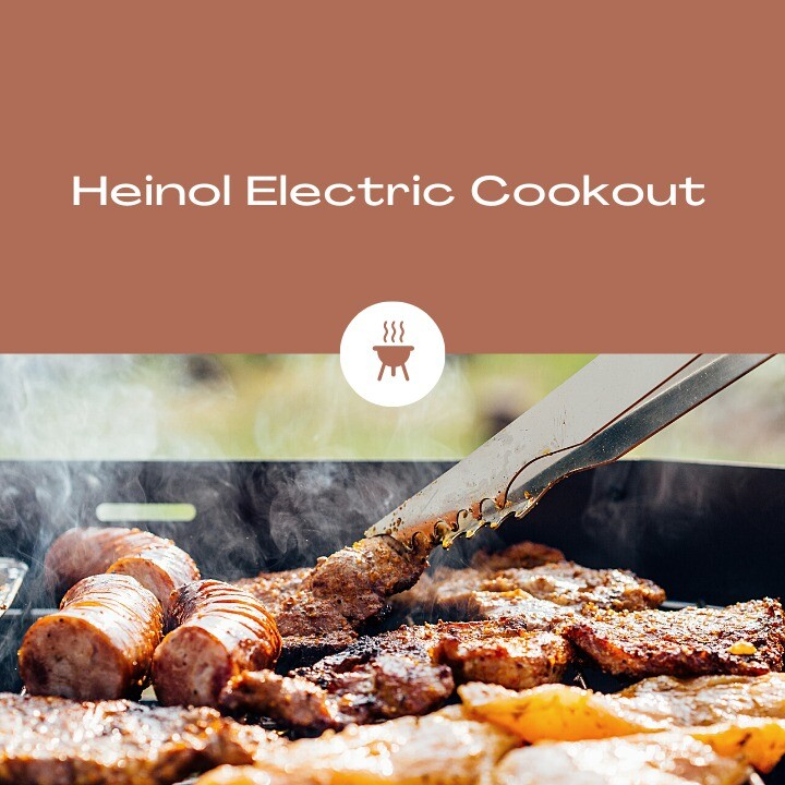 Heinol Electric Cookout