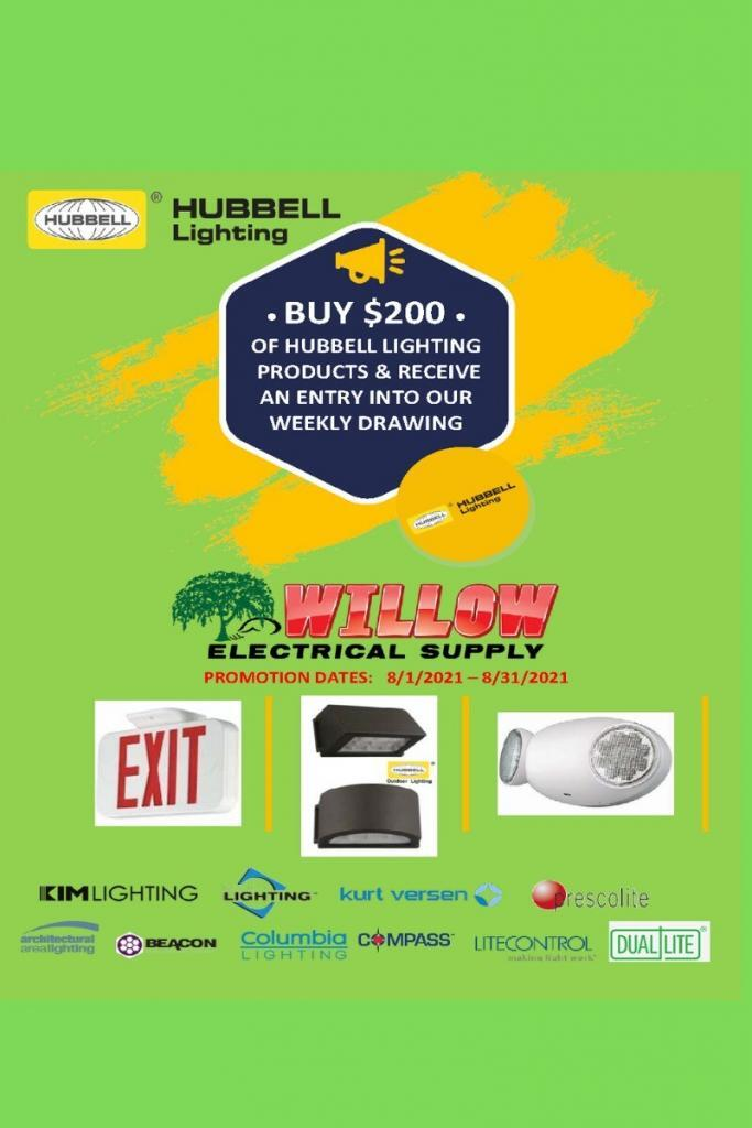 Hubbell Lighting Promo
