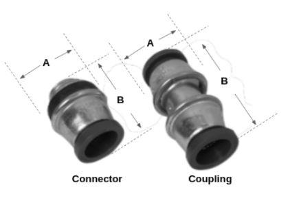 Push In Quick Lock Connectors