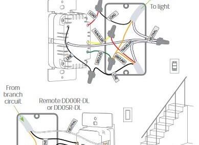 Voice Dimmer 3way wiring diagram