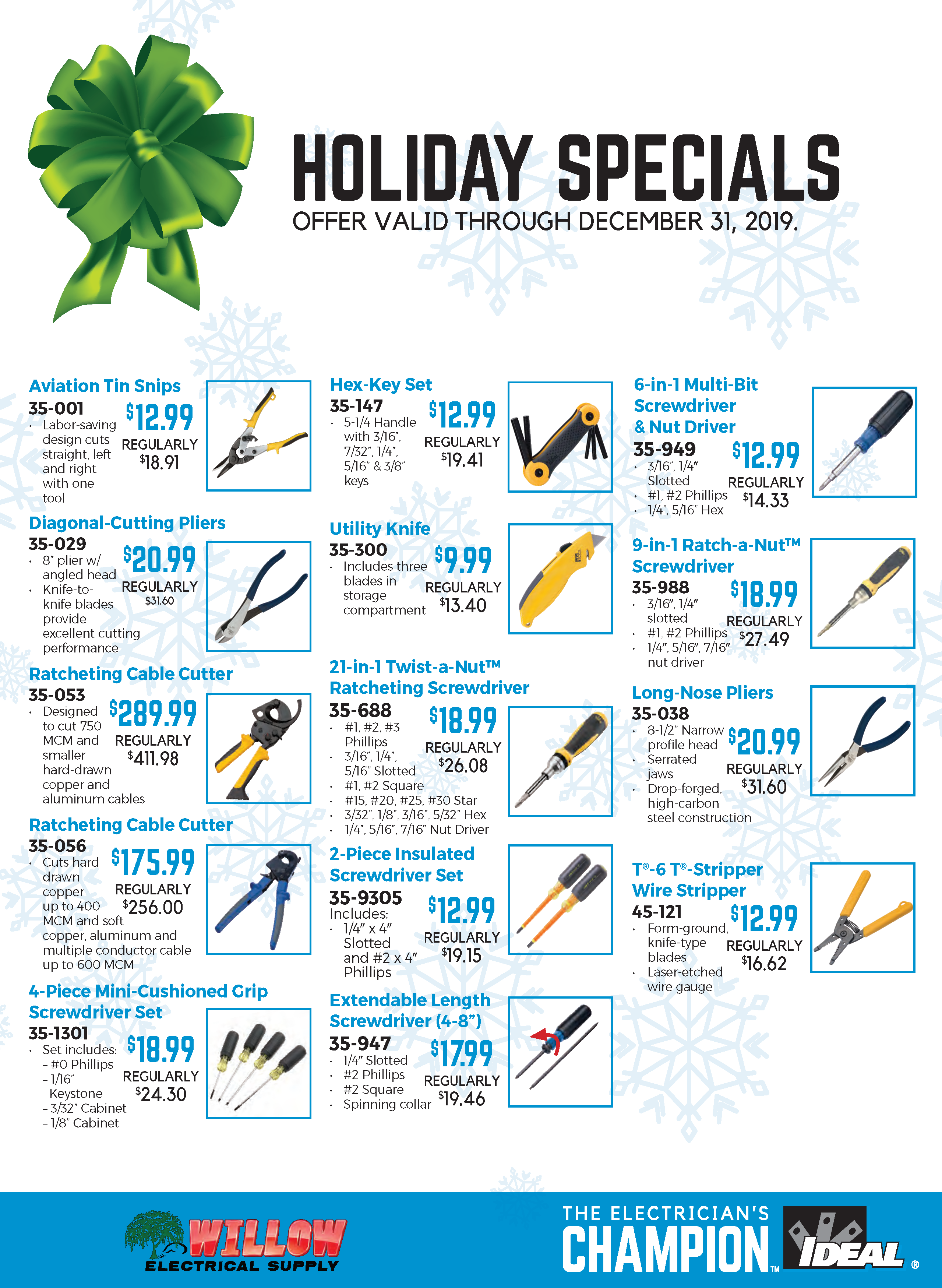 IDEAL Holiday Special