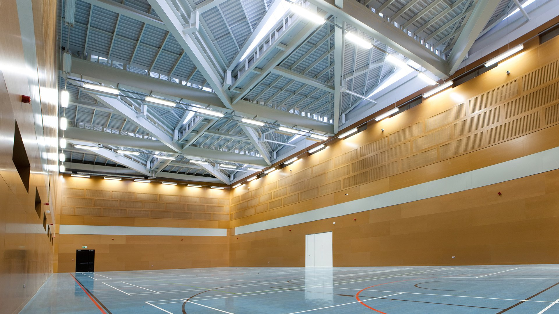 Sport Arena lighting