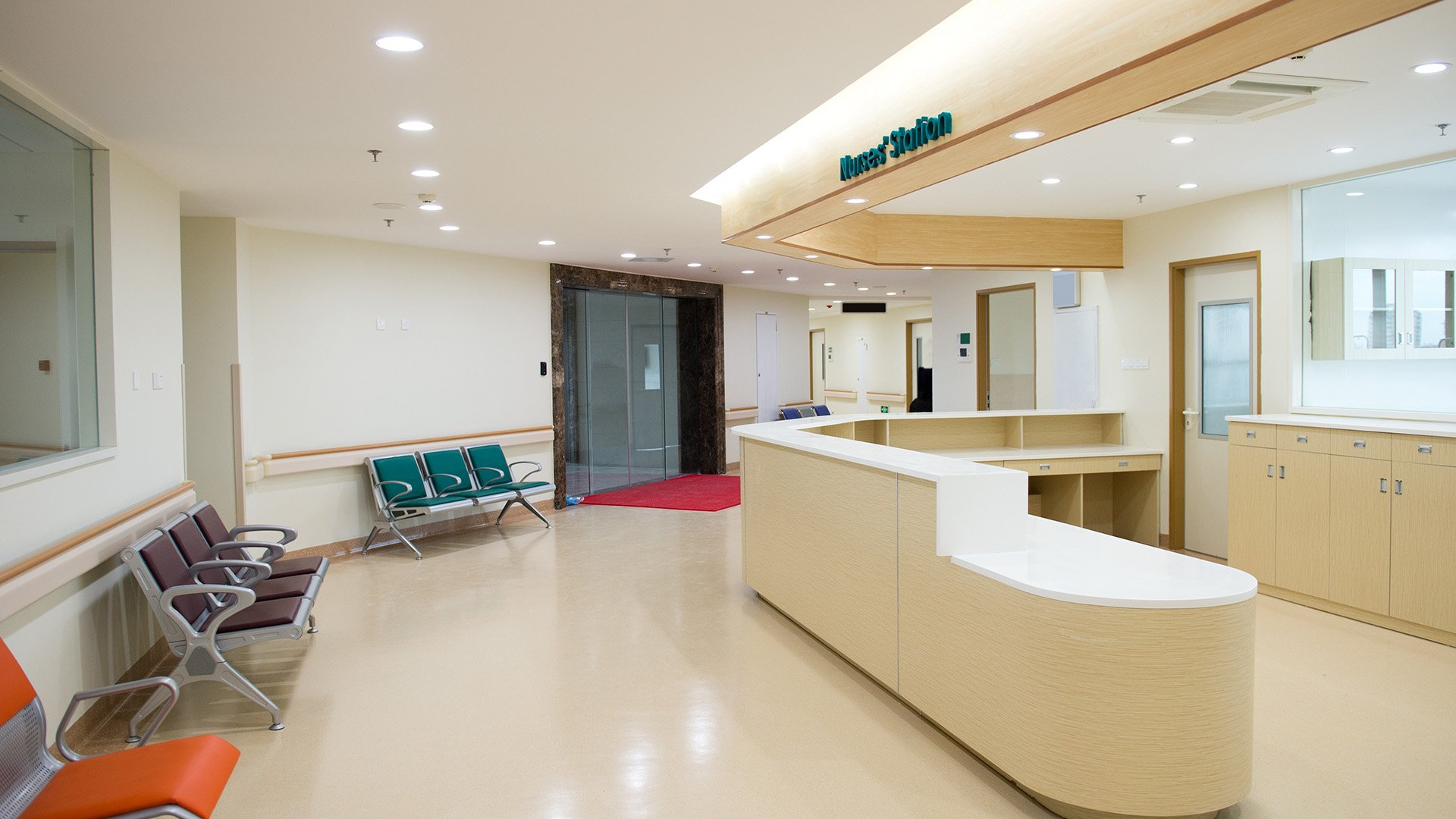 Healthcare Lighting Willow Electrical Supply