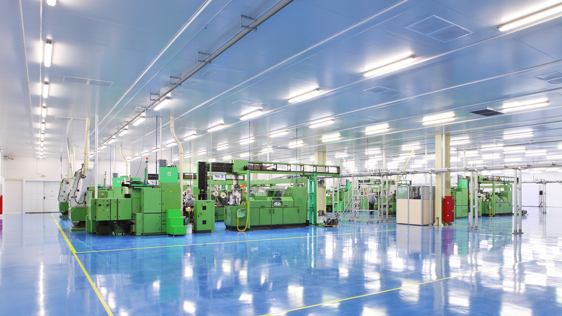 Manufacturing Lighting System Willow Electrical Supply