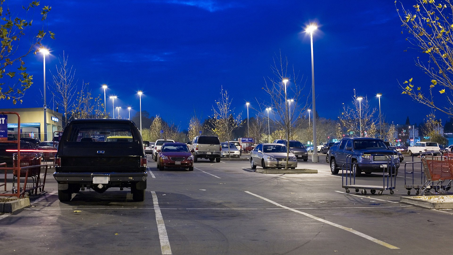 Parking lot Lighting Willow Electrical Supply
