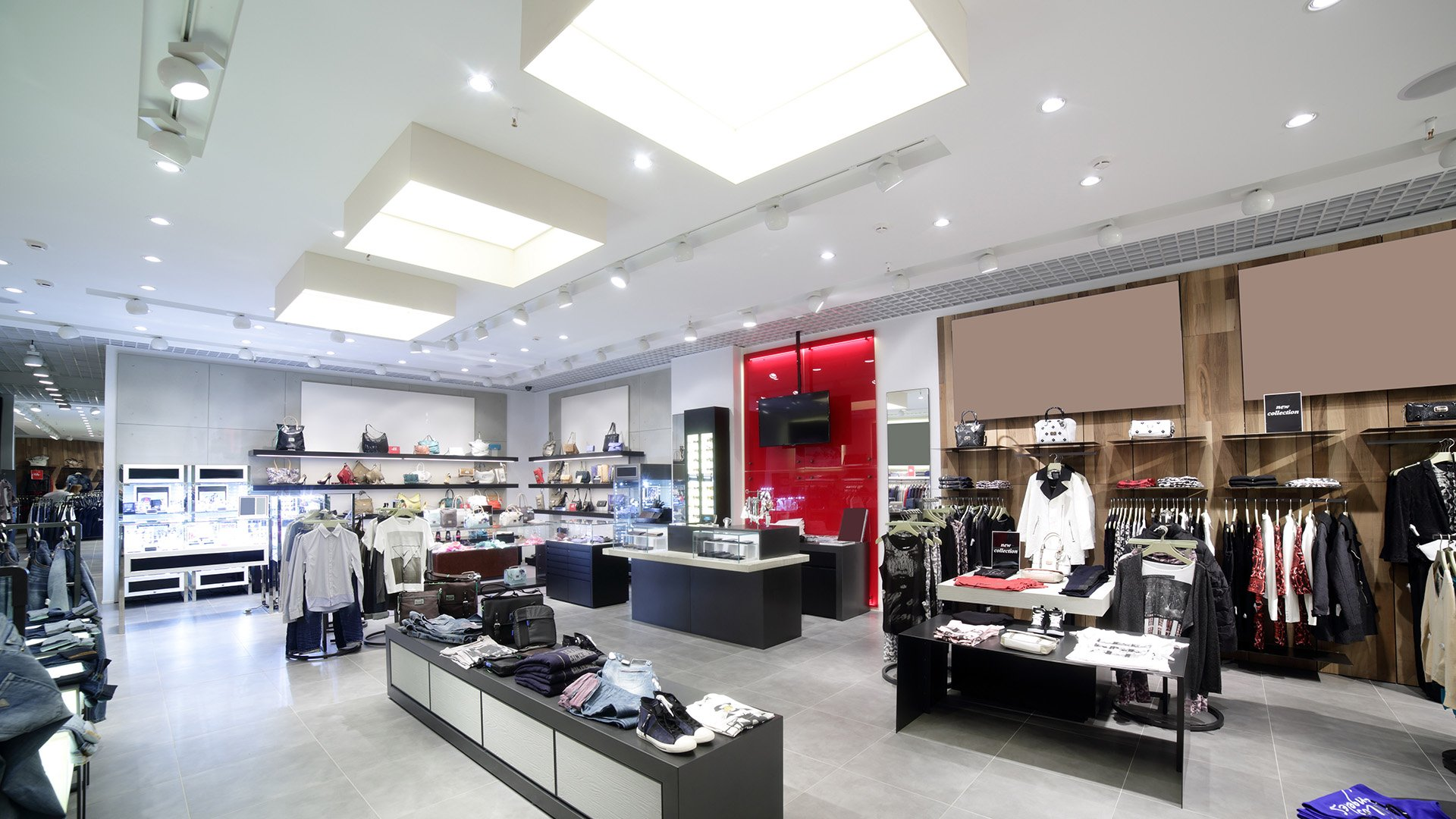 retail lighting Willow Electrical Supply
