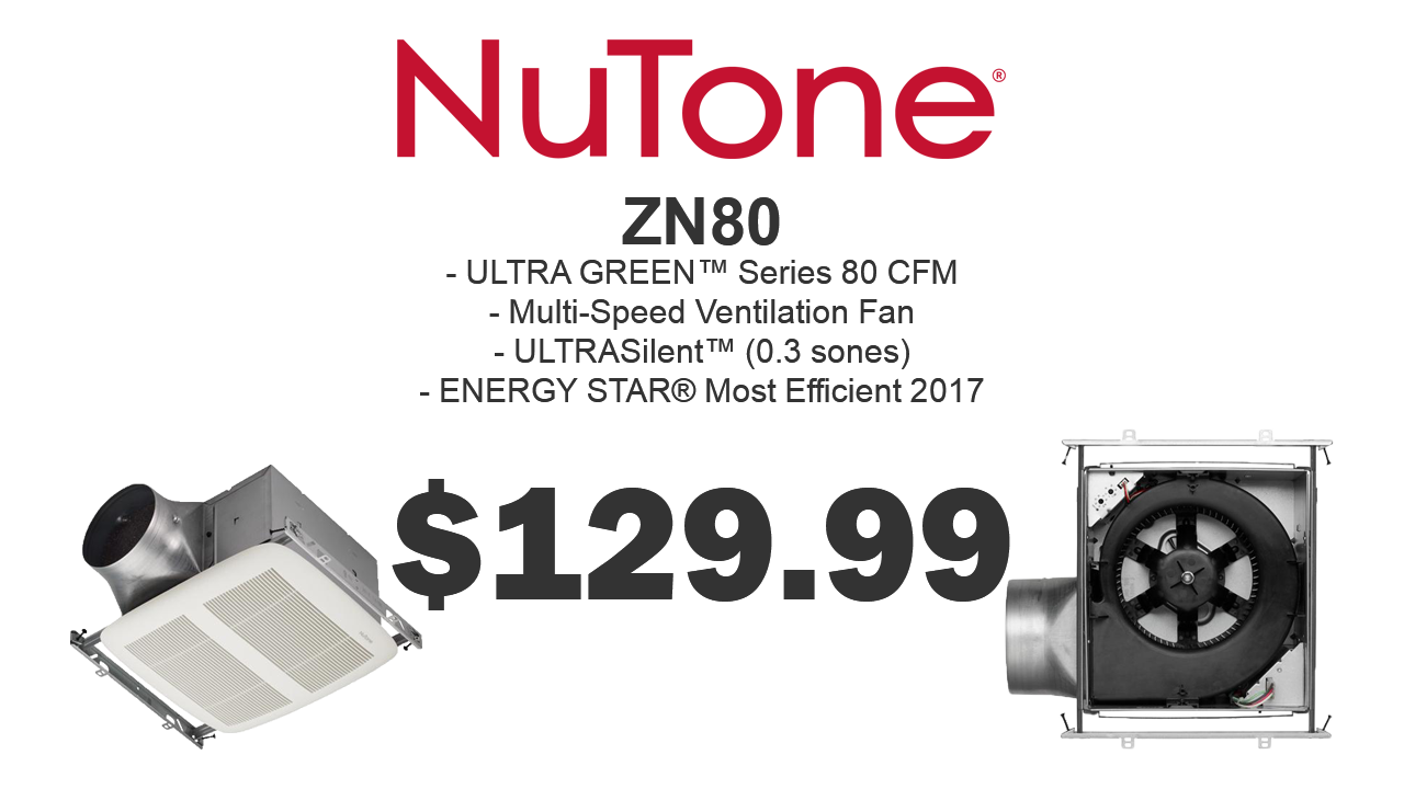 NuTone ZN80 Promo