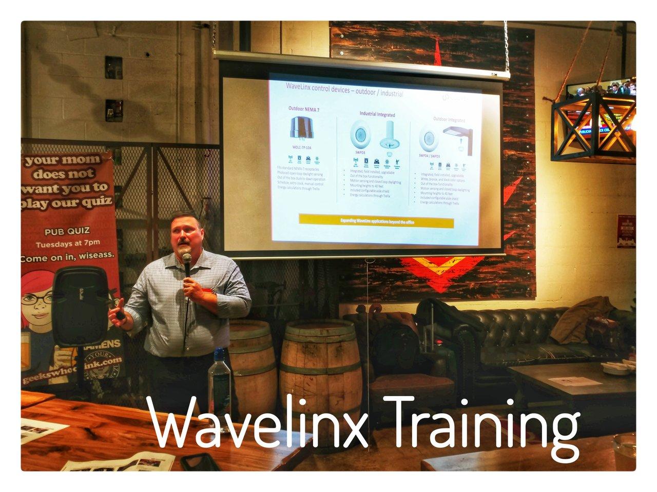 Wavelinx Lighting Controls Training